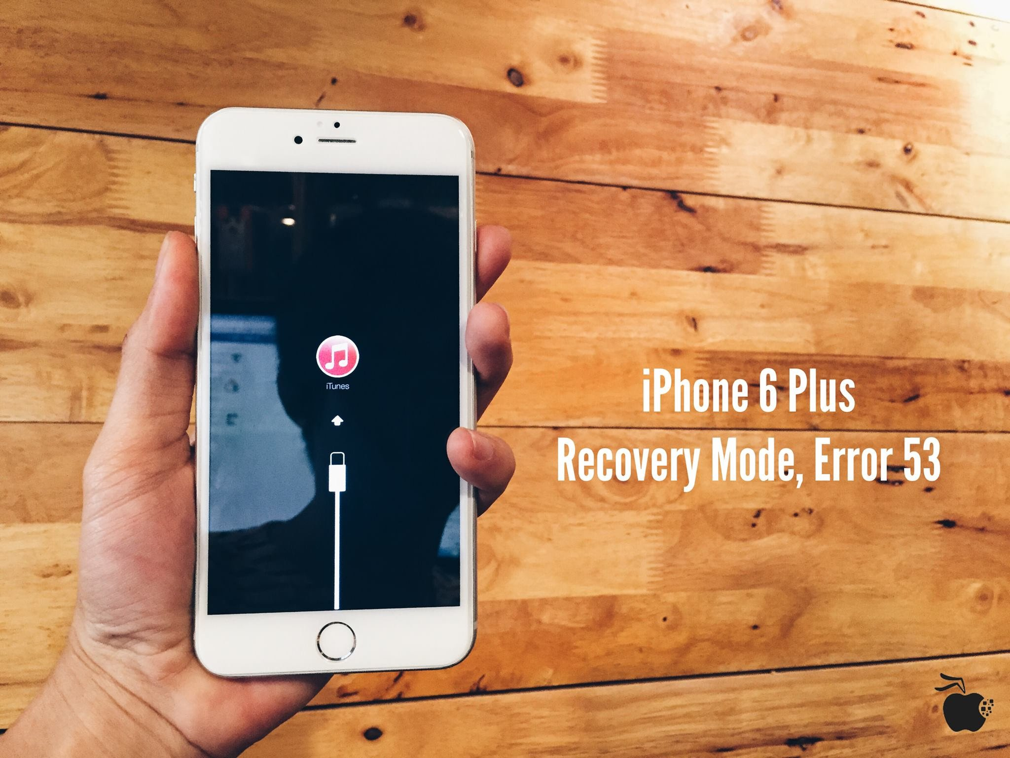 "İphone "" error 53 "" hatası ve çözümü"