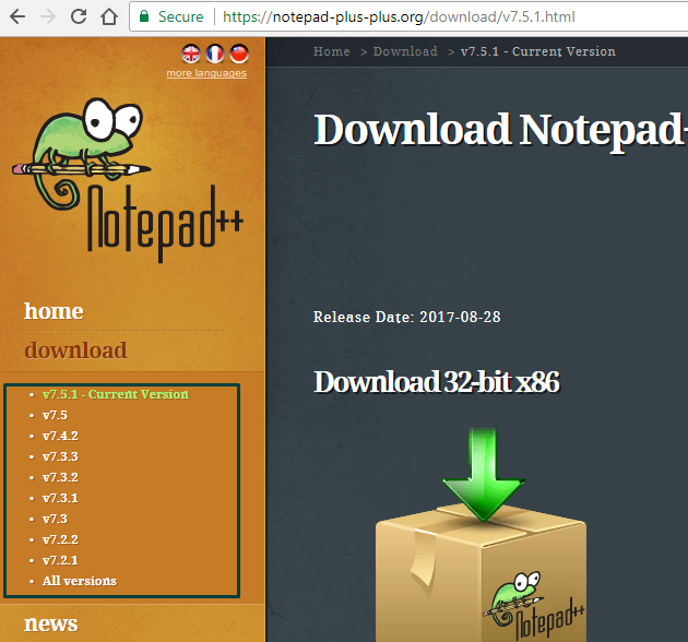 Notepad++ Plugin Manager Yok Çözümü